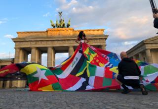 ARDF in Berlin - Brandenburtger Tor
